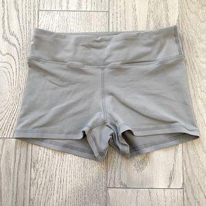 💜3 for $30 American apparel grey yoga shorts
